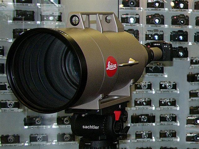 Leica SPO-Telyt-R 1-5.6-1600mm