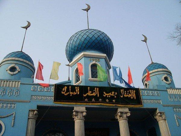 Мечети Китая (фото) / Инфо-Ислам