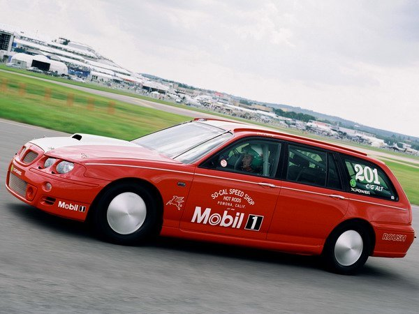 MG ZT-T by Roush Performance