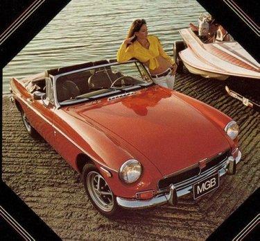 ретро авто 60-е