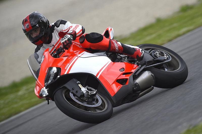 Мотоцикл Ducati 1199 Superleggera