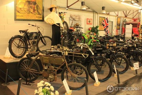 Музей ретро машин Валансе Франция фото отзыв