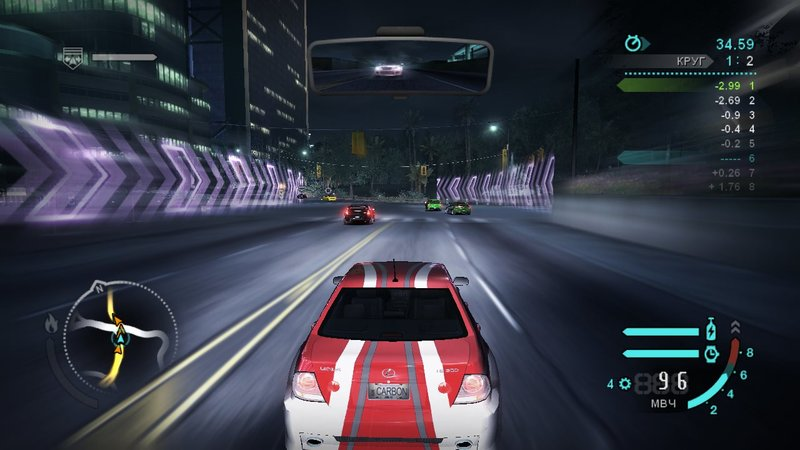 Need For Speed: Carbon (2006) [Xbox360] [Region Free] FreeBoot [License / 13 DLC] [Ru] [Collector's Edition] torrent :: NNM-Club