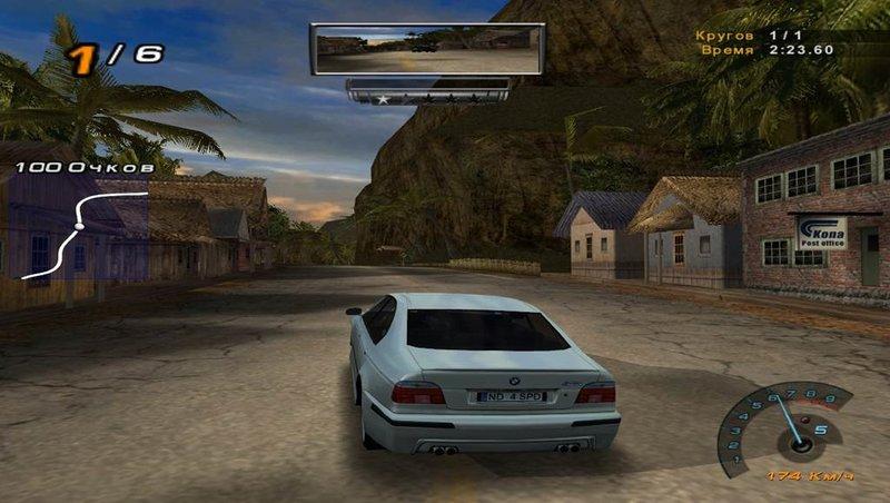 Need For Speed: Hot Pursuit 2 (2002) PC через торрент - Игры торрент