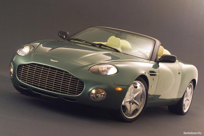 обои Aston Martin Zagato DB AR1 фото