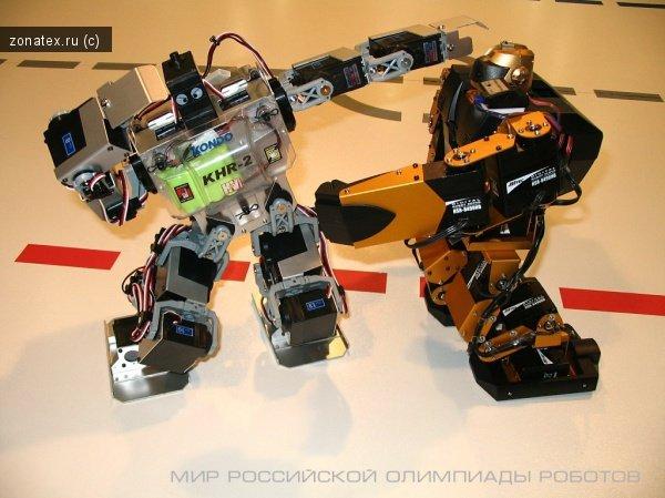 Пермские инженеры готовят боевых роботов к сражениям / Роботы / Российская электроника и техника