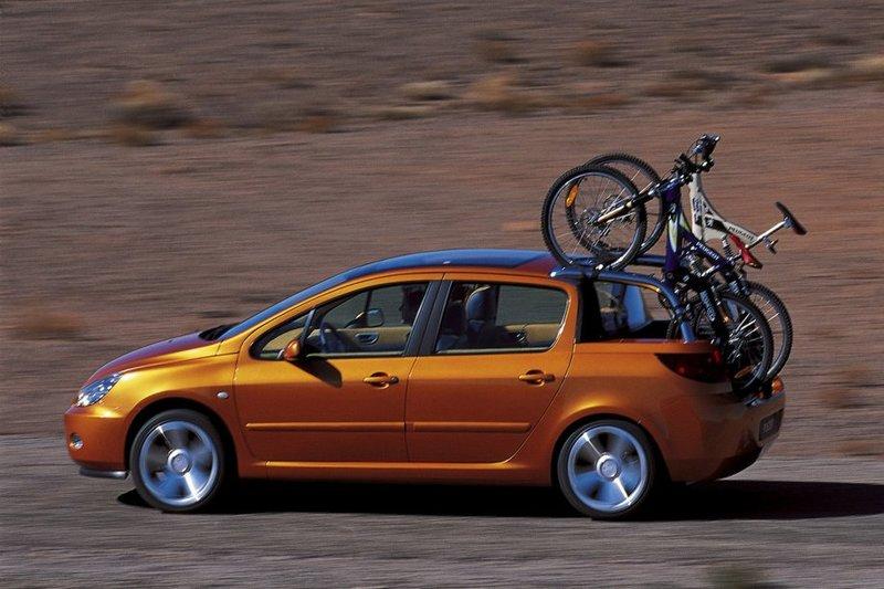 Peugeot 307 Cameleo Concept