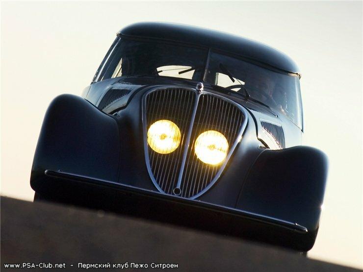 Peugeot Andreau 402