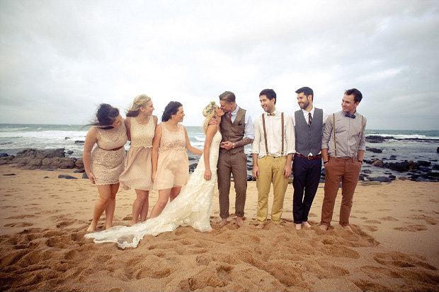 Пляжная свадебная фотосессия от HP Photography