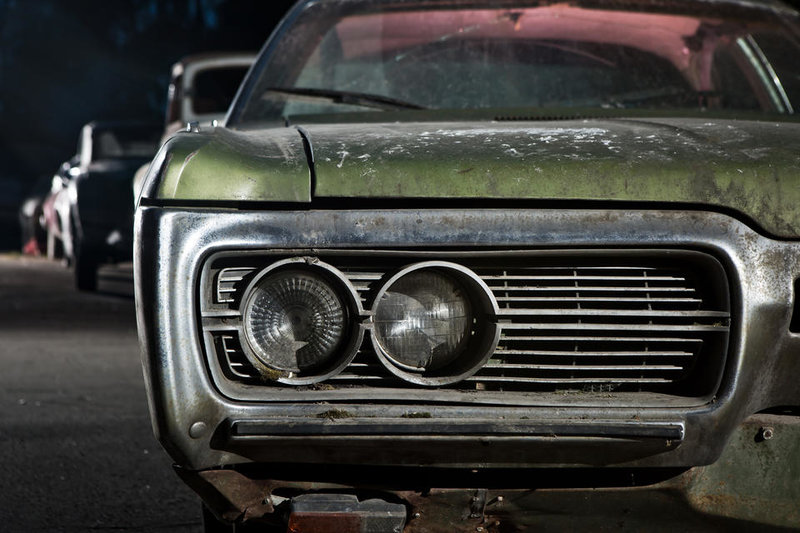 Plymouth Fury 3