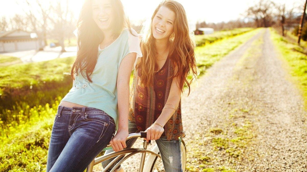 Подруги путешествуют