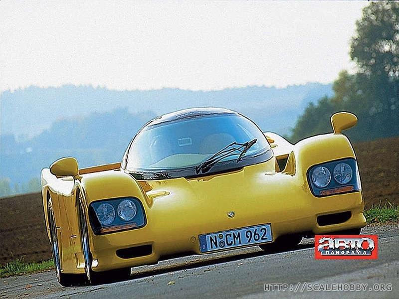 Porsche Dauer 962 LM Road Car '1994–96