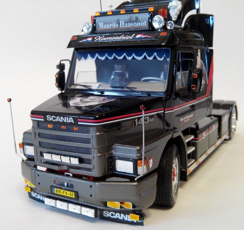 Scania T143 M500 Streamline