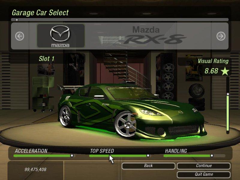 Скачать Need for Speed: Underground (2003) PC через торрент