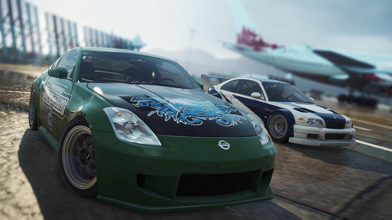 Скриншот #25 из Need for Speed: Most Wanted (2012) &raquo Скриншоты из игры &raquo DeGames