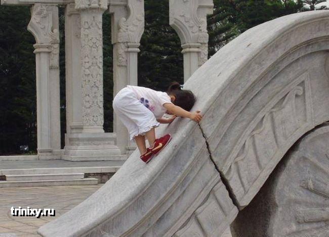 Смешные дети (53 фото) » Триникси