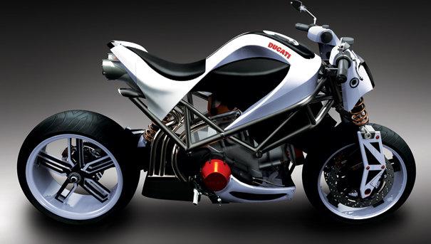 Супер концепт Ducati