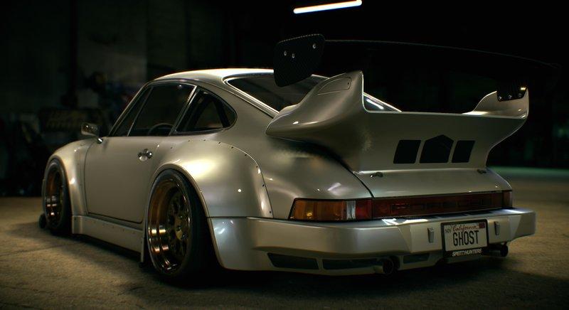 Свежие скриншоты Need for Speed в 4K-разрешении - Need for Speed 2015 - Zobra