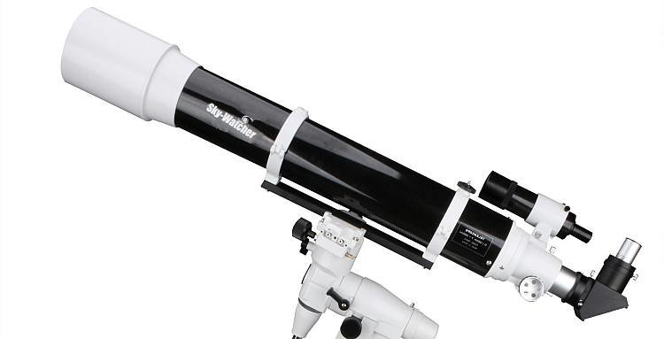 Телескопы-рефракторы