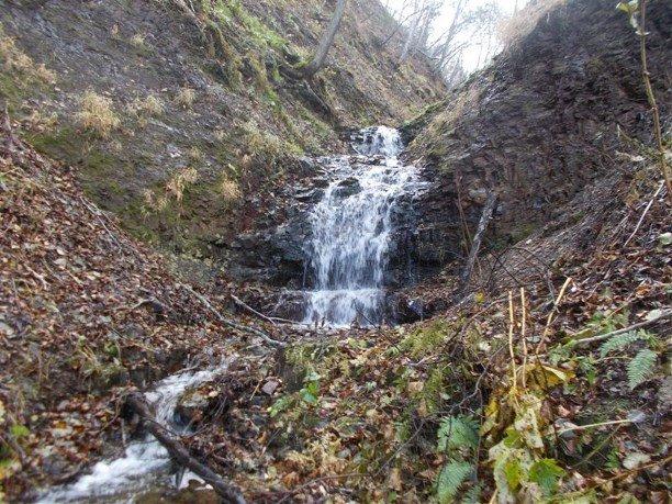 Вторая половина осени - время искать водопады - Блог «Открываем Сахалин» - astv.ru