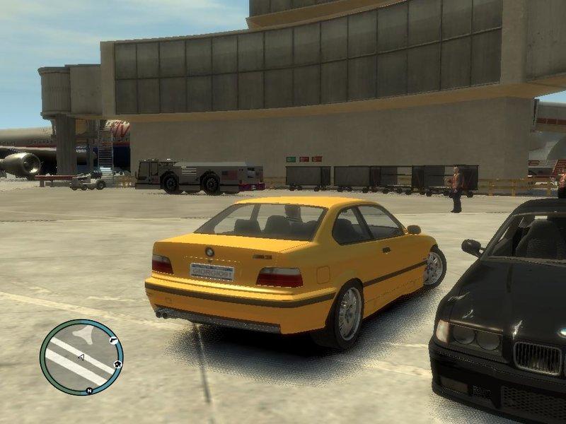 Замена машин в GTA IV
