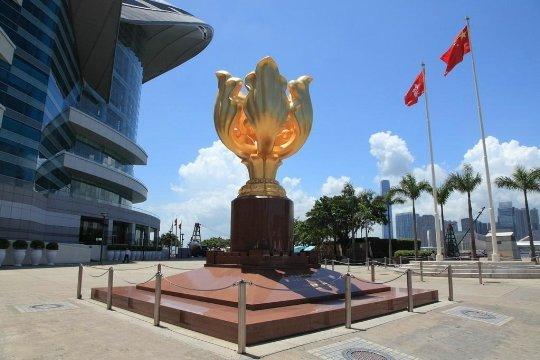 Золотая Бохиния - Гонконг Гонконг -