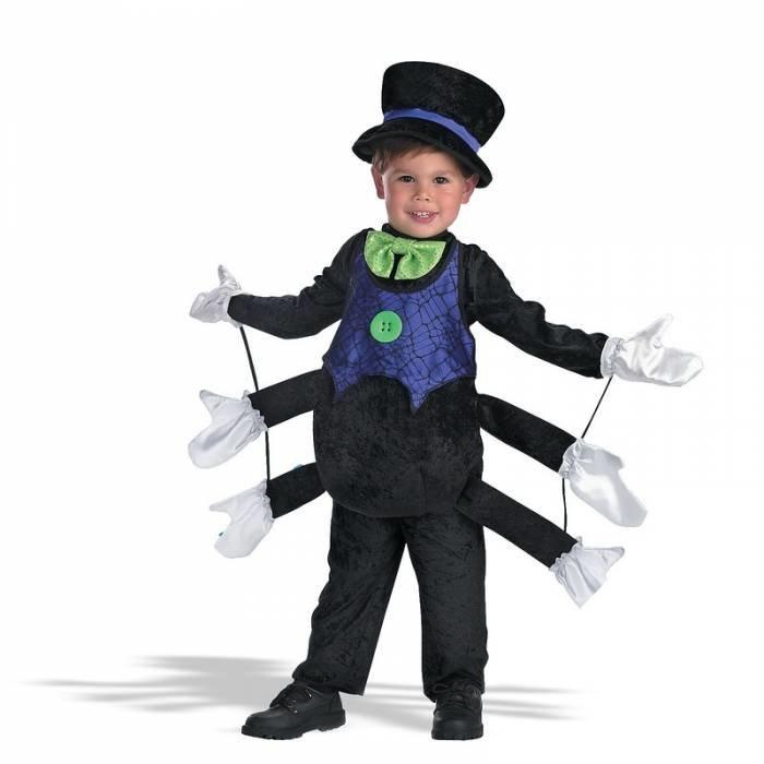 Костюм мальчик-новый год своими руками