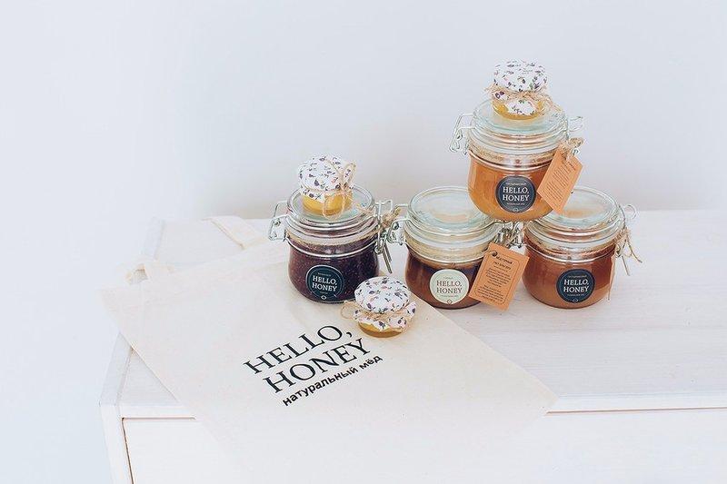 Свадебные комплименты для ваших гостей - Hello, honey - интернет-магазин мёда и подарков, Москва