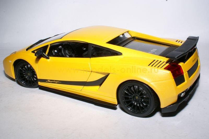 171 Масштабная модель автомобиля Quot Lamborghini Gallardo