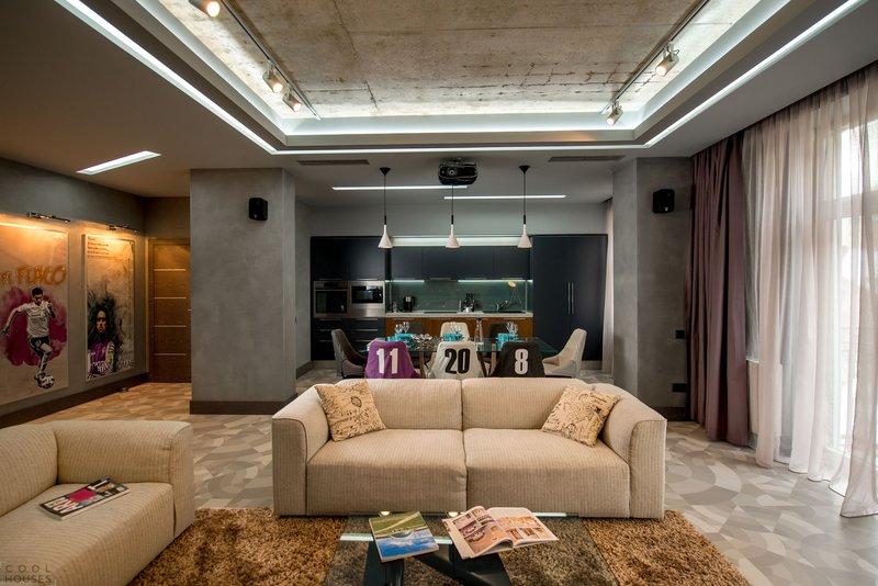 Уютная Квартира — дизайн проект квартиры, загородного дома ...