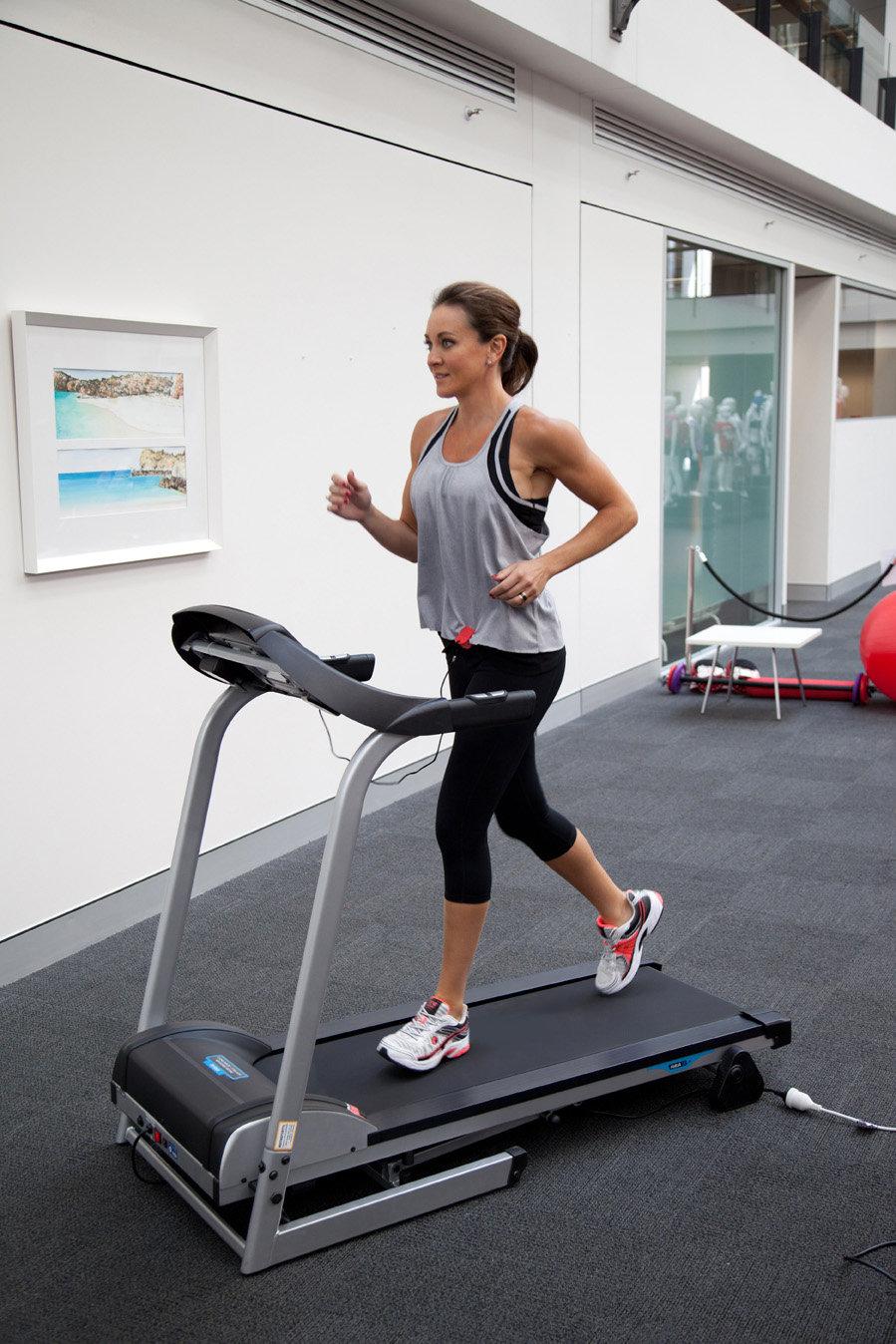 беговая дорожка как правильно заниматься чтобы похудеть
