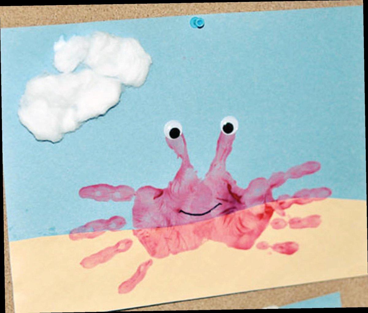 рисунки руками красками с детьми такую процедуру игнорировать