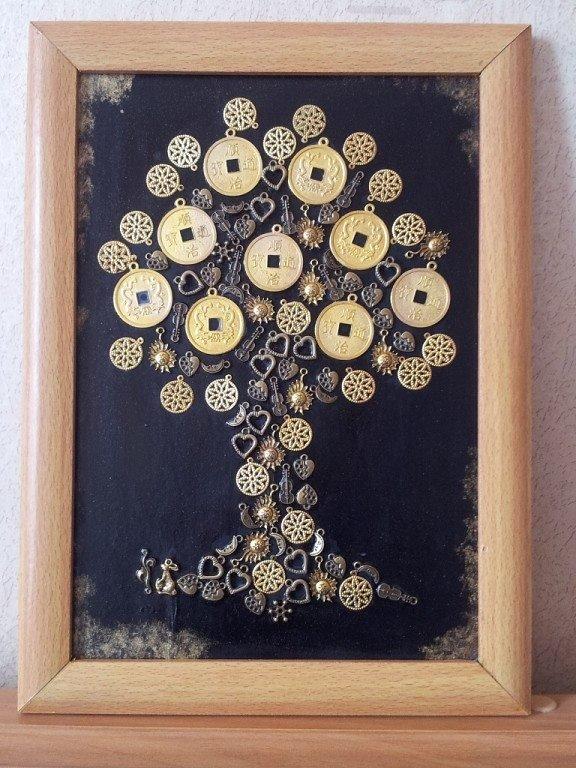 для активного картина денежное дерево своими руками руками популярным