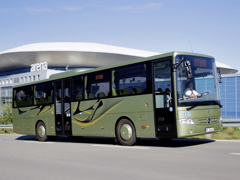 Мерседес автобус картинки