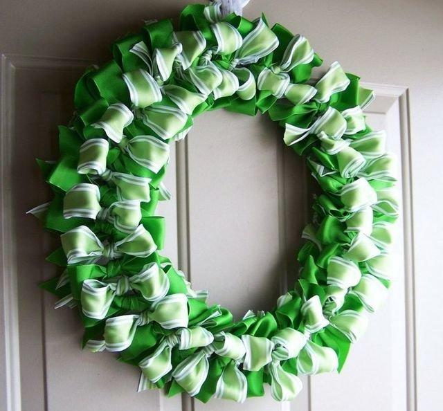 Зеленый цвет в интерьере - Дизайн интерьера Декор своими 36