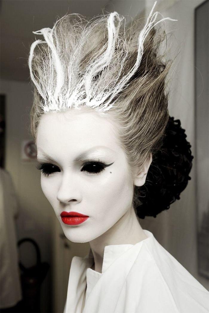 20 безумно жутких идей для макияжа на Хэллоуин. Ты будешь неотразимо ужасным!