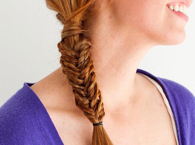 3 простых  способа, как заплести красивую косу (мастер-класс) — сделай своими руками | Мастер классы с фото на Goldenhands