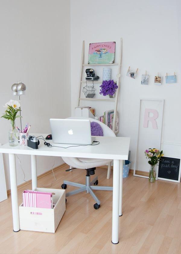 30 лучших идей оформления рабочего пространства, созданных женщинами - дизайнерами. | Живой фотоблог :-)