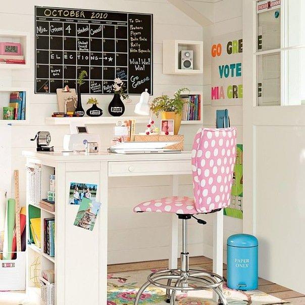 32 идеи как обустроить рабочее место дома | Дизайн интерьера | Декор своими руками
