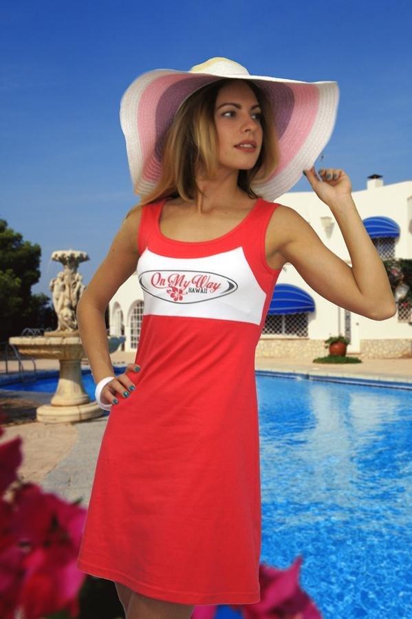 449-19 в Хабаровске пляжное платье, трикотаж, кораллсостав - 92-хб   8-пэ | Другие товары