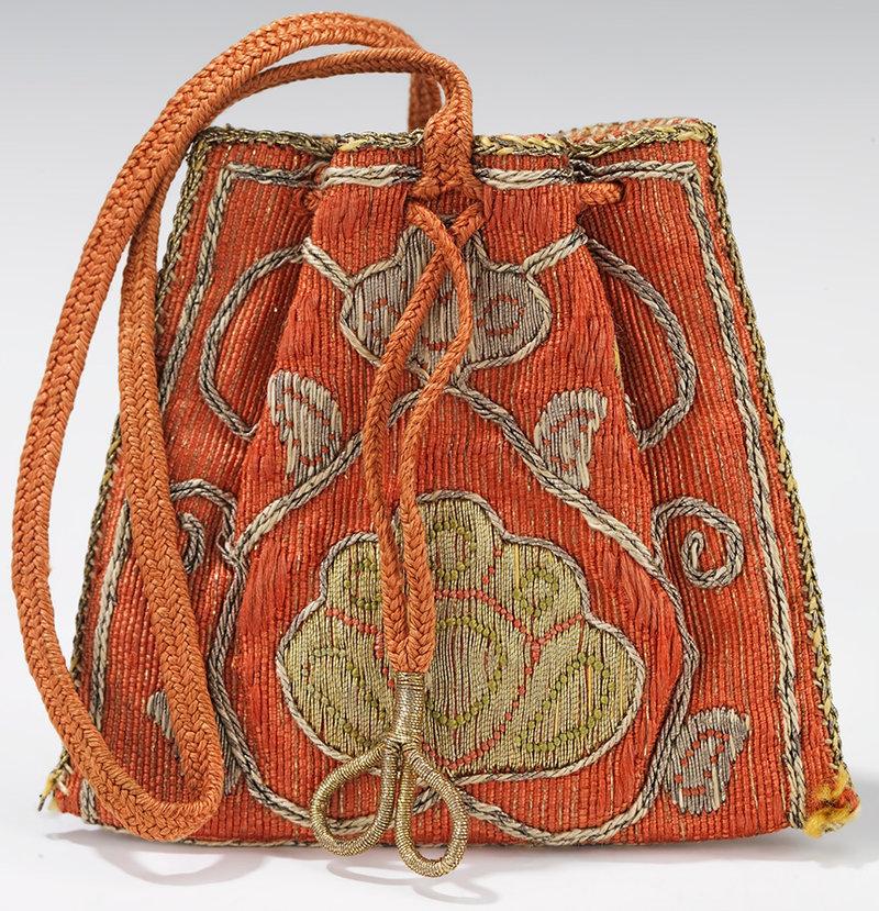 Антикварная русская сумочка