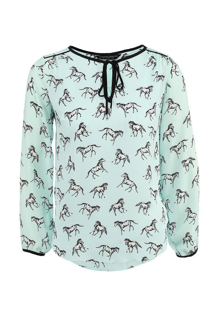 Блуза Dorothy Perkins купить за 2 190руб DO005EWEKD98 в интернет-магазине Lamoda.ru
