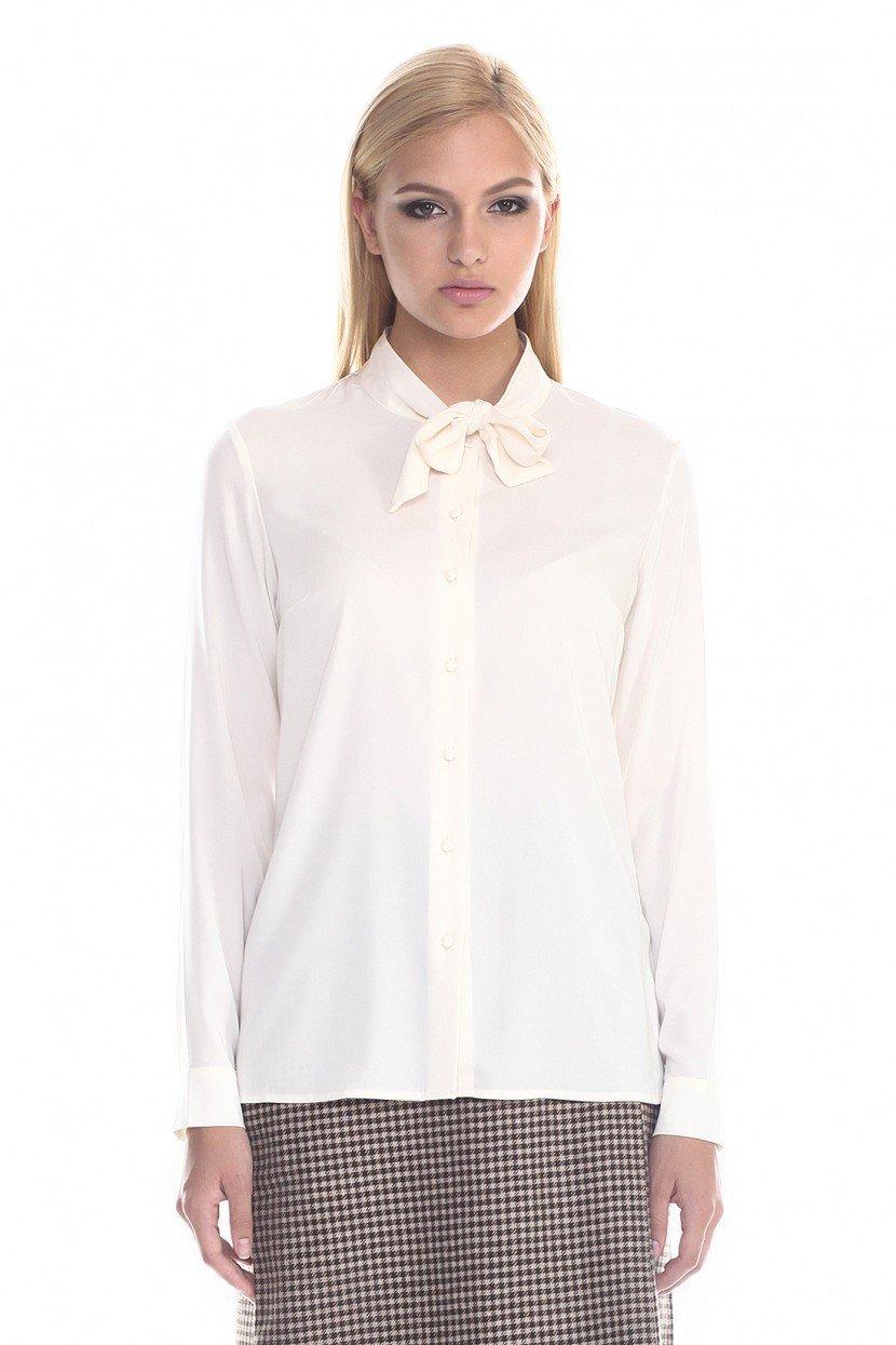 блузка  B175512 CREAM, купить  за 0руб. в интернет-магазине Baon.ru