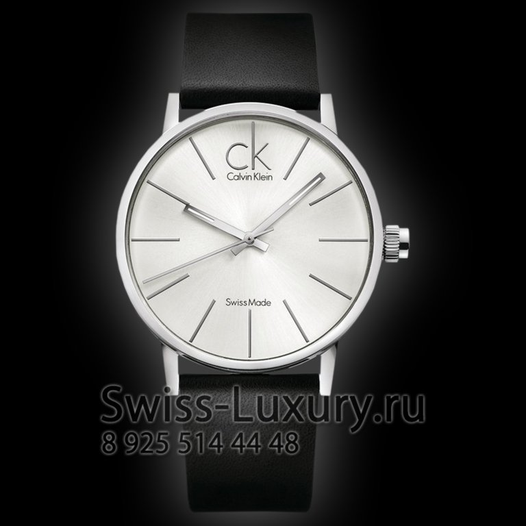 Часы Calvin Klein CK Postminimal « Каталог Swiss-Luxury - Копии швейцарских часов класса LUX