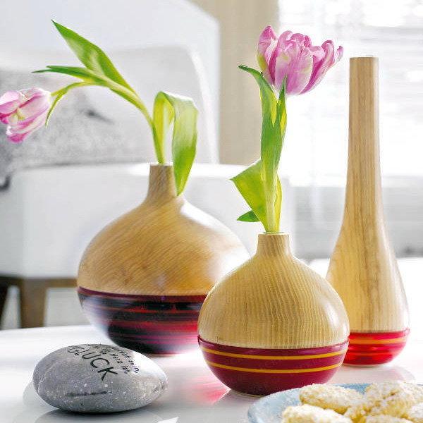 Декор интерьера парными или похожими вазами. Отличная идея!. Обсуждение на LiveInternet - Российский Сервис Онлайн-Дневников