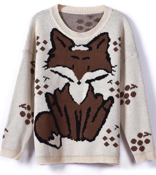 Фото красивых вязаных женских свитеров