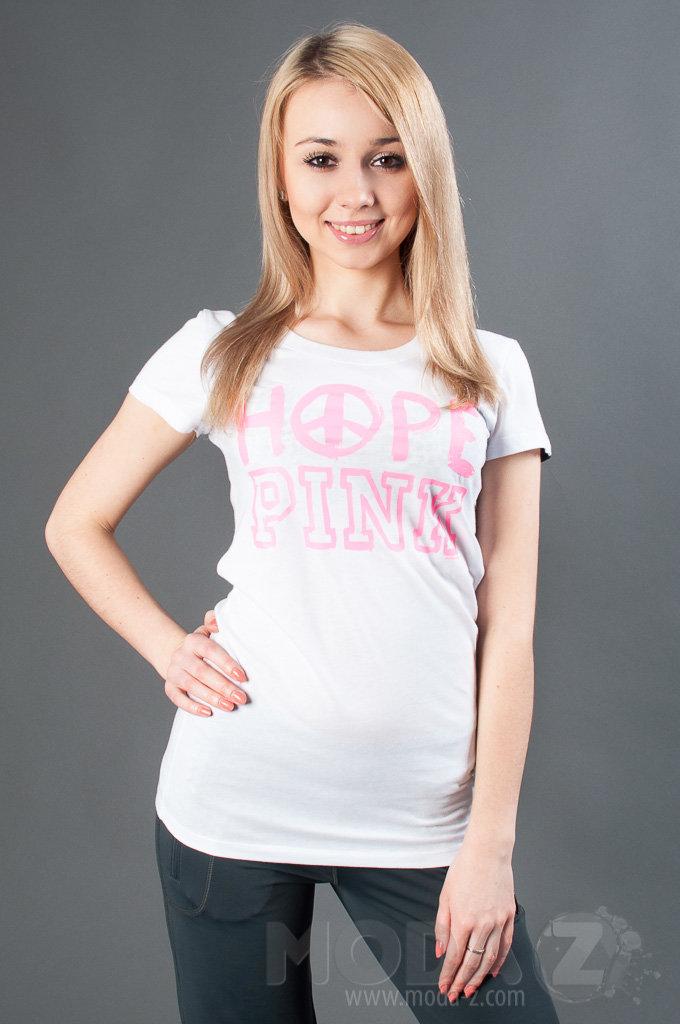 Футболка Pink 68762, купить в Киеве Футболка Pink 68762, цена выгодная - Moda-Z