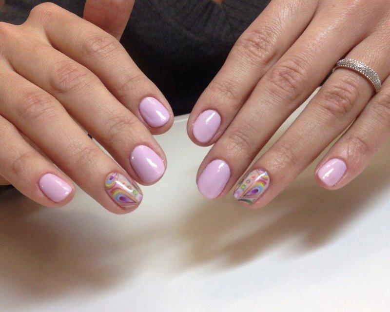 Гель-лак 54 фото дизайна на коротких ногтях 2015 | Модный помощник: модные советы и тренды 2015-2016
