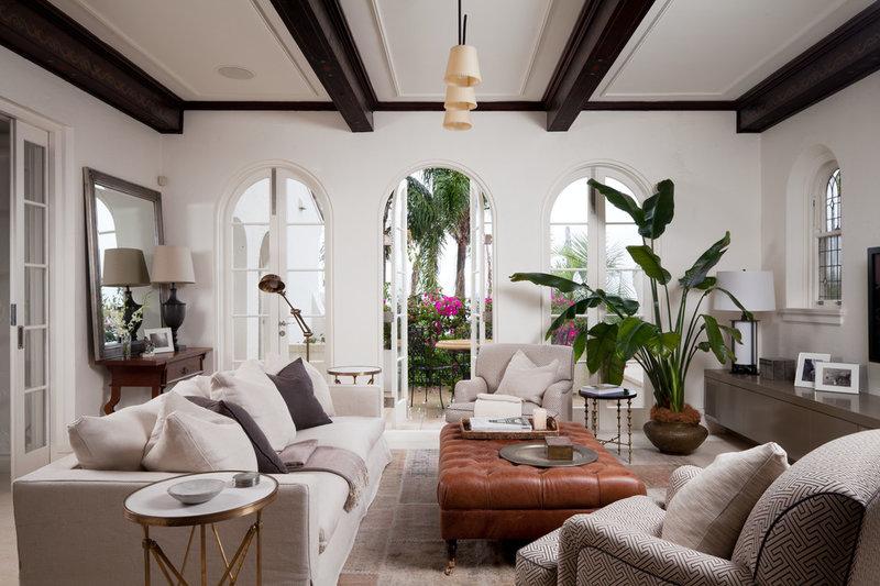Горшок с цветком: современные способы декора квартиры растениями