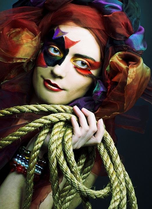 Идеи яркого макияжа на Хэллоуин